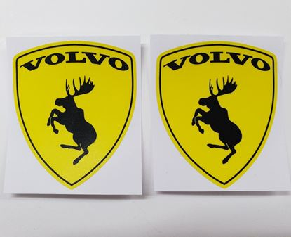 Picture of Volvo wing Decals / Stickers
