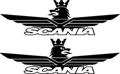 Picture of Scania Decals / Sticker