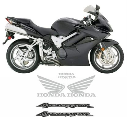 Picture of Honda VFR 800 Vtec Interceptor 2006 Replacement Decals / Stickers