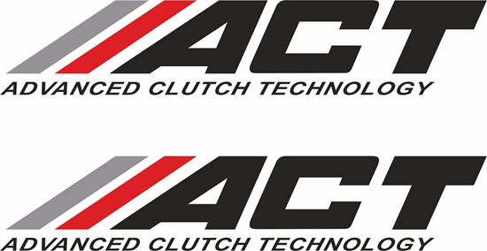 "Picture of ""Act"" Decals / Stickers"