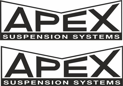"Picture of ""Apex Systems"" Decals / Stickers"