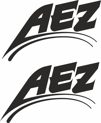 "Picture of ""AEZ""Decals / Stickers"