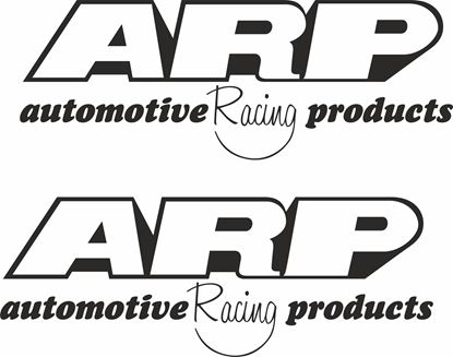 """Picture of """"ARP..."""" Decals / Stickers"""