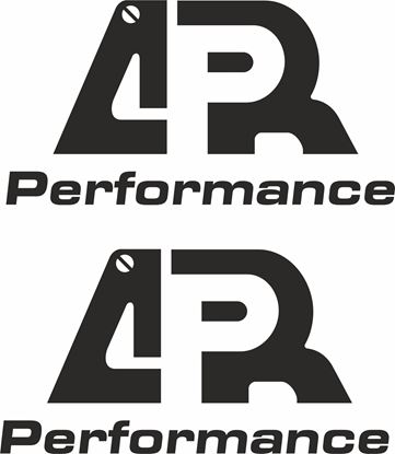 "Picture of ""APR Performance""Decals / Stickers"
