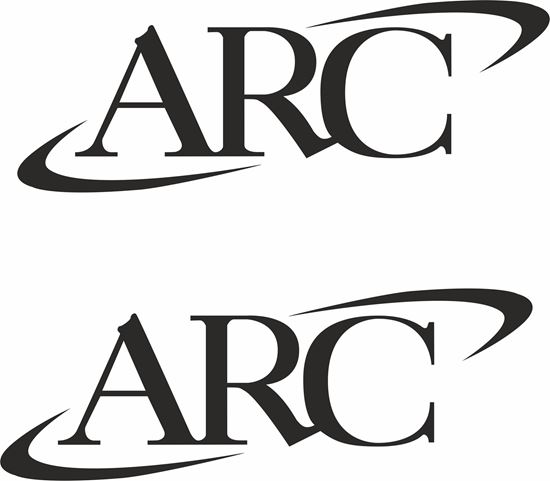 "Picture of ""ARC"" Decals / Stickers"