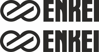 """Picture of """"Enkei"""" Decals / Stickers"""