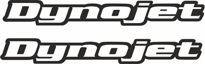 """Picture of """"Dynojet """" Decals / Stickers"""