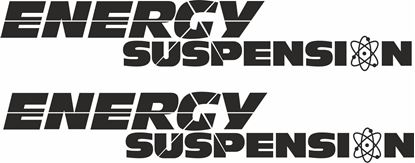 """Picture of """"Energy Suspension"""" Decals / Stickers"""