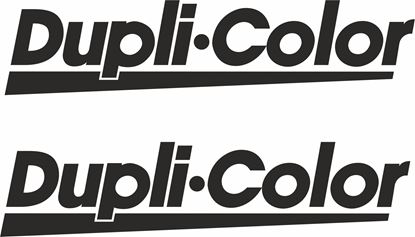 """Picture of """"Dupi-Color"""" Decals / Stickers"""