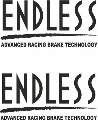 """Picture of """"Endless..."""" Decals / Stickers"""