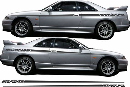 Picture of Nissan Skyline R33  Nismo side Stripes /  Stickers