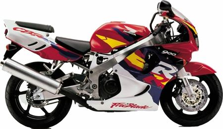 Picture for category 1996 - 1997 CBR  919RR Fireblade