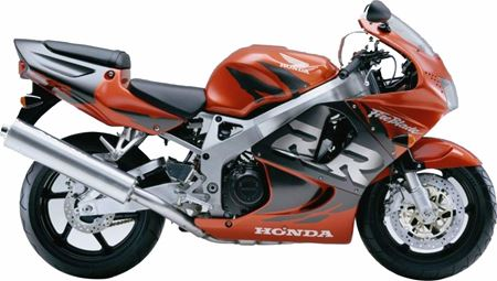 Picture for category 1998 - 1999 CBR 919RR Fireblade