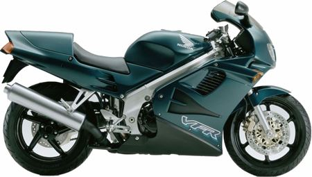 Picture for category 1994 - 1997 VFR 750