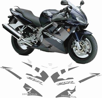 Picture of Honda CBR 600F 2001 / 2003  Replacement Decals / Stickers