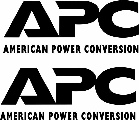"Picture of ""APC..."" Decals / Stickers"