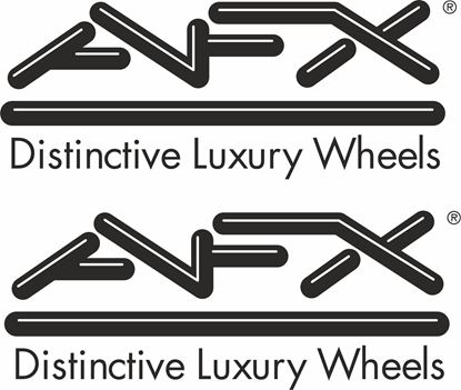 """Picture of """"AVFX"""" Decals / Stickers"""