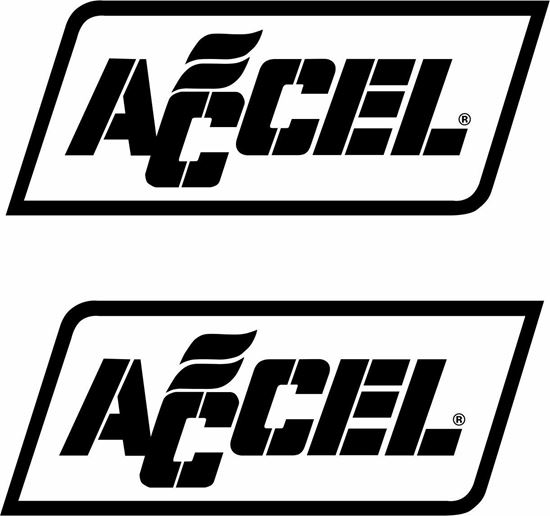 "Picture of ""Acell""  Decals / Stickers"