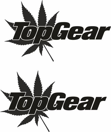 Picture of Top Gear  general panel  Decals / Stickers