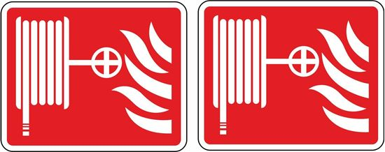Picture of Fire Hose Stickers