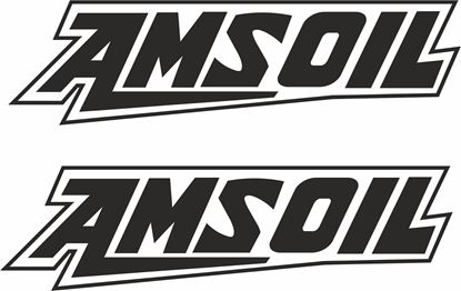 "Picture of ""Amsoil"" Decals / Stickers"