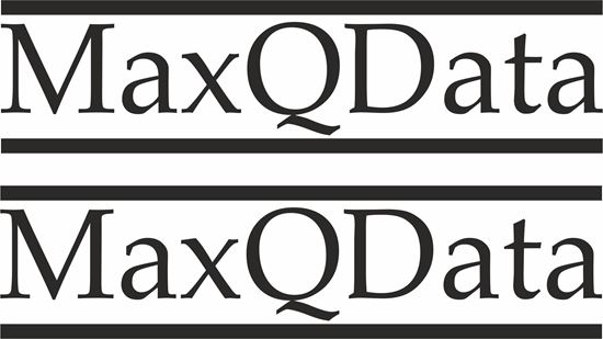 """Picture of """"Maz Q Data""""  Decals / Stickers"""
