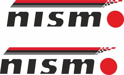 "Picture of Nissan  ""Nismo"" Decals / Stickers"
