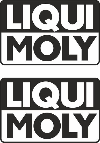 "Picture of ""Liqui Moly""  Decals / Stickers"