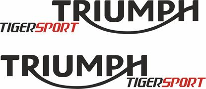Picture of Triumph Tiger Sport  Decals / Stickers