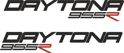 Picture of Triumph Daytona 955R  Decals / Stickers