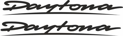 Picture of Triumph Daytona Decals / Stickers