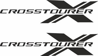 Picture of Honda VFR 1200X  Crosstourer  Decals / Stickers