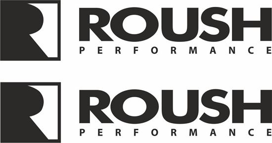 "Picture of ""Roush Performance"" Decals / Stickers"