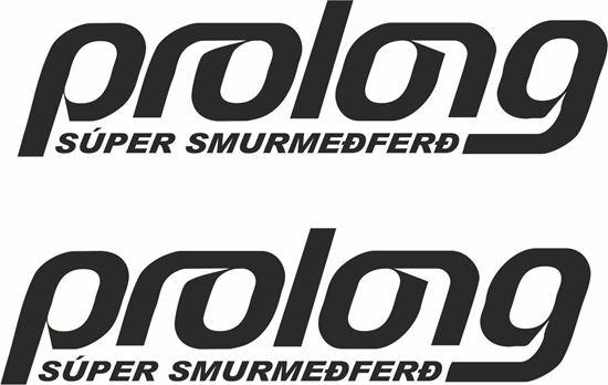 """Picture of """"Prolong Super Smurmedferd"""" Decals / Stickers"""