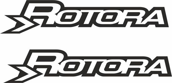 """Picture of """"Rotora"""" Decals / Stickers"""