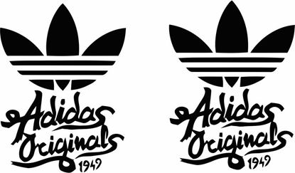 Picture of Adidas Originals 1949 Decal / Sticker