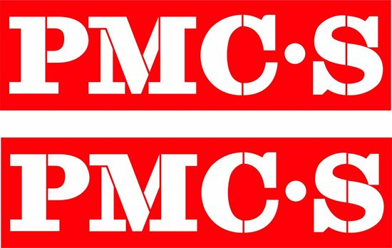 "Picture of Nissan Prince Motorist Club ""PMC.S""  JDM Decals / Stickers"