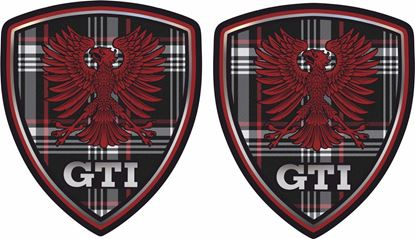 Picture of GTI Decals / Stickers
