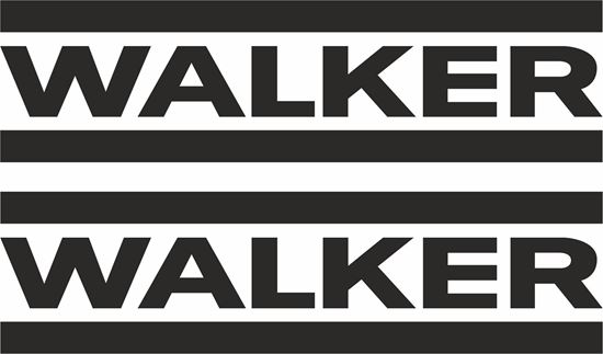 """Picture of """"Walker"""" Decals / Stickers"""