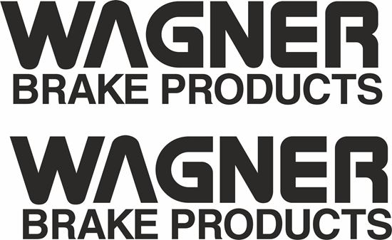 "Picture of ""Wagner"" Decals / Stickers"