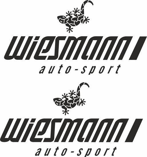 "Picture of ""Wiesmann Auto-Sport"" Decals / Stickers"