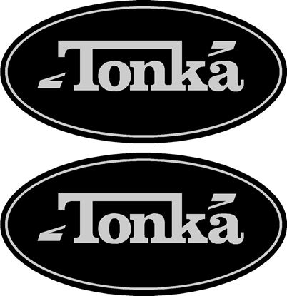 "Picture of Land Rover ""Tonka""  Decals / Stickers"