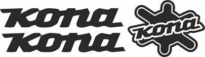 Picture of Kona Frame Sticker kit
