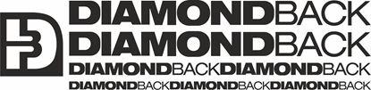 Picture of Diamondback Frame Sticker kit