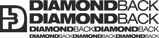 Picture of Diamondback Frame Sticker kit