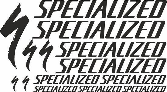 Picture of Specialized Frame Sticker kit