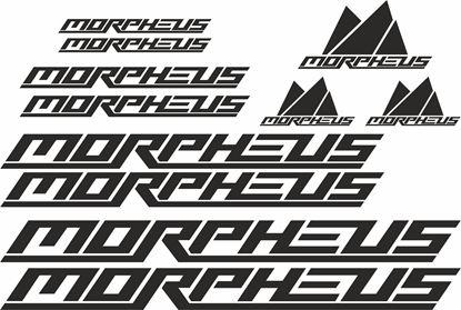 Picture of Morpheus Frame Sticker kit