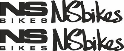 Picture of NS Bikes Frame Sticker kit