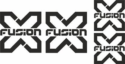 Picture of XFusion Frame Sticker kit