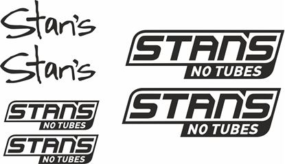 Picture of Stan's Tubes Sticker kit